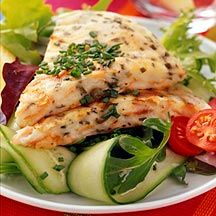 WeightWatchers.com: Weight Watchers Recipe - Smoked Salmon and Sour Cream Frittata