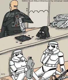 New Humor Dark Hilarious Star Wars Ideas Star Wars Meme, Star Wars Witze, Humour Geek, Cuadros Star Wars, Images Star Wars, Darth Vader, Death Star, Love Stars, You Are The Father