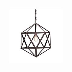 Zuo Amethyst Ceiling Lamp Small