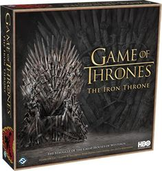 Game of Thrones: The Iron Throne (New Arrival)