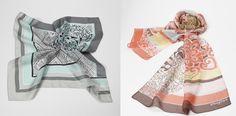 텍스타일 디자이너 이경화씨, 태극 한글 주제 스카프전