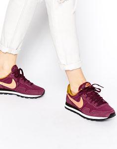 buy popular 3f378 0c234 Zapatillas de deporte en rojo Air Pegasus 83 de Nike Basket Rouge, Nike  Trainers,