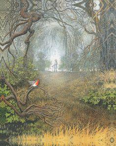 The Secret Garden by Inga Moore.