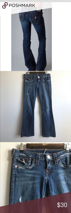 903a48be3 Tru Religion Jeans - Joey True Religion jeans True Religion Jeans Flare    Wide Leg Jean
