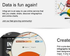 Review: The three best free online #infographic generators - Geek Magazine: www.EASEL.LY, INFOGR.AM, and PIKTOCHART [4 January 2013]