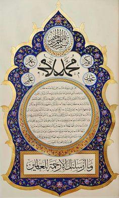 Muhammad pbuh.