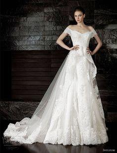 intuzuri wedding dresses 2013 aracelia bridal gowns