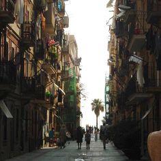 La Barceloneta / Barcelona, Spain
