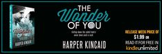 My #review of The Wonder of You is up on the #blog right now!  Come take a look! #randomjendsmit  -- The Wonder of You by Harper Kincaid