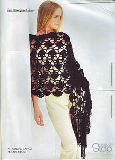 Calado Negro crochet poncho (3) (503x700, 252Kb)