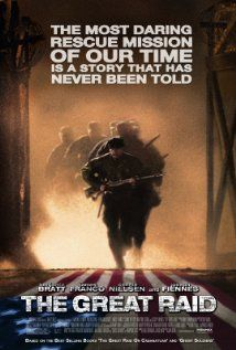 This movie goes along great with the book Ghost Soldiers.