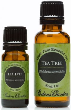 Using Tea Tree Oil f