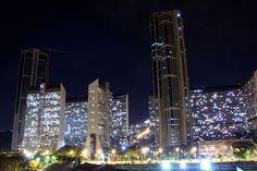 Parque Central Caracas municipio Libertador