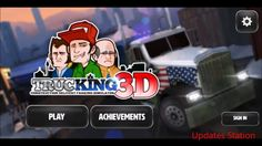 Trucking 3D! Construction Delivery Simulator How to Play on Desktop version