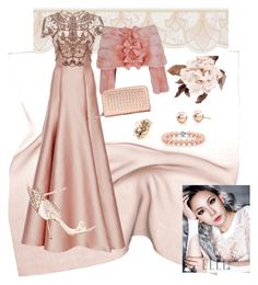 """It's Ball-Night"" by ela-gashi ❤ liked on Polyvore featuring Marchesa, Sophia Webster, Bottega Veneta, Mimí, women's clothing, women's fashion, women, female, woman and misses"
