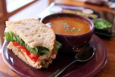 Soup & Sandwich - So Different, Yet So Good