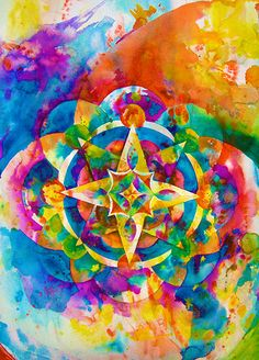 We are a rainbow of healing loving light energy.  Spread that today to every living thing.  Love and Light