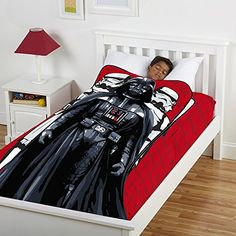 ZippySack Star Wars Twin Size -- More info could be found at the image url. (This is an affiliate link) Zip Up Bedding, Full Size Comforter, 3d Bedding, Kids Bedding Sets, Make Your Bed, How To Make Bed, Luxury Bedding Collections, Star Wars Toys, Sleeping Bag