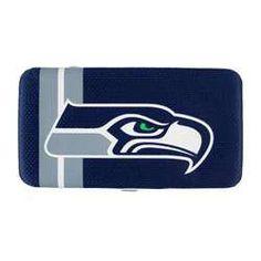 Seattle Seahawks Shell Mesh Wallet