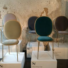 Prinzessinen-Stühle von Nika Zupanc für Sé