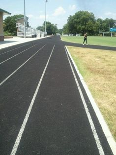 Fit club lets hit the track