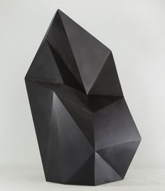 Axel Brechensbauer: Modern Painters, 2012  #art #sculpture #geometric www.kidsofdada.com/products/modern-pa