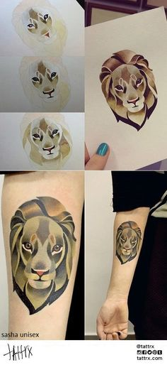 Sasha Unisex Tattoo | Moscow Russia | tattrx