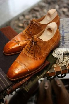 Bespoke Shoes  Gentleman's Essentials                                                                                                                                                      More