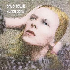 Hunky Dory, David Bowie 1971.