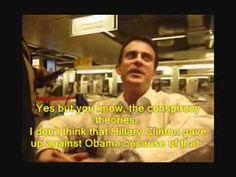 We Are Change Paris confronts Manuel Valls(MEP) about Bilderberg