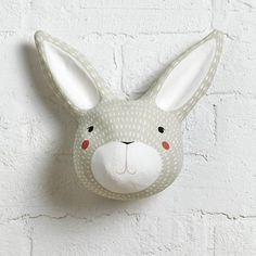 Forest Pop Wall Décor (Bunny)   The Land of Nod