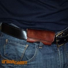 Concealed Carry Holster by Urban Carry Inside Waistband IWB Deep ...