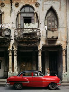 Photograph by Andrew Moore #cuba