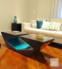 Mesa com design diferente. #rc #mesa #design