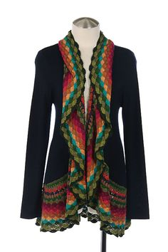 AMAZING Cardigan! Perfect to start your Fall wardrobe off! Get yours today! :)