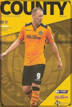 Newport Co 2 Stevenage 2 in August 2015 at Rodney Parade. Programme cover #Lge2