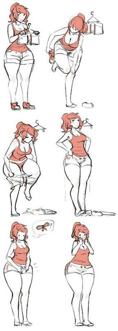 Okay but I dated a curvy girl like this and it was really cute