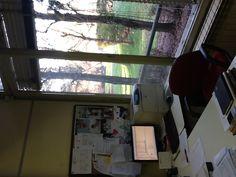 Ufficio con vista sul parco!