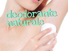DEODORANTE NATURALE PER ASCELLE FATTO IN CASA - DIY homemade natural deodorant