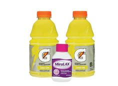 Colon Cleanse Remedies There are two main ways to use Miralax and Gatorade: Day before or split dose regimen. Alone or in conjunction with an adjunct like bisacodyl. Bowel Cleanse, Colon Cleanse Detox, Natural Colon Cleanse, Liver Detox, Juice Cleanse, Clean Colon Home Remedies, Low Fiber Diet, Natural Detox Drinks, Fat Burning Detox Drinks