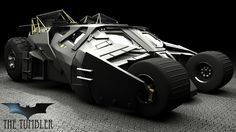 batmobile | Tumbler – The batmobile