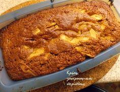 Νηστίσιμο κέικ μήλου στο μπλέντερ ή στο multi! (VIDEO) - cretangastronomy.gr Greek Sweets, Apple Cake, Vegan Sweets, Coffee Shop, Banana Bread, Macaroni And Cheese, French Toast, Recipies, Easy Meals
