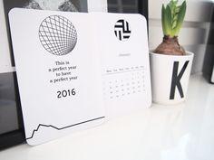 Ilmainen kalenteri printattavaksi ja lyhyt tauko - Valkoisen vuoren rinteillä