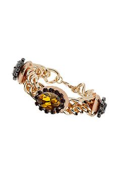 Jan 2014-Premium Chain Stone Bracelet - New In This Week  - New In