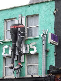 Chaos, Camden Town, London