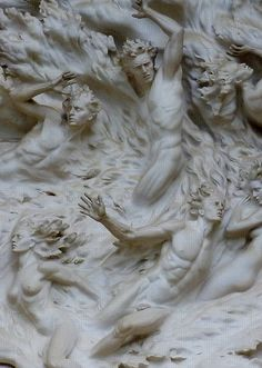 Order out of Chaos, Western Facade of the National Cathedral -- Washington, DC by Alabamanglican, via Flickr