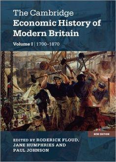 The Cambridge economic history of modern Britain / edited by Roderick Floud and Paul Johnson Edición1st. published PublicaciónCambridge ; Madrid : Cambridge University Press, 2004