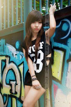 mua & model: Yin Thu | PiZ® Photography  #fashion #photography #urban #sport