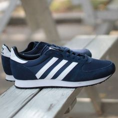 adidas Originals ZX Racer: Navy/White