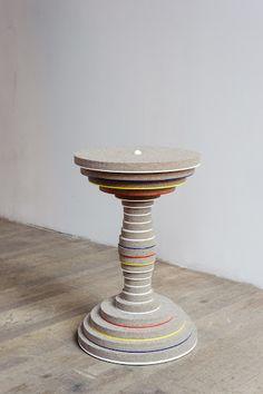 Khalil Jamal presenta su primera colección de muebles modulares - FRACTAL estudio + arquitectura